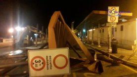 San Giovanni Rotondo: incidente autobus presso fermata autobus