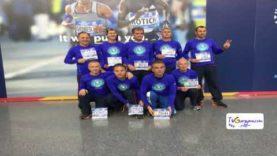 Negli studi di tvgargano i maratoneti sangiovannesi tornati dalla città di New York