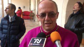 Manfredonia, l'arrivo del nuovo arcivescovo Padre Franco